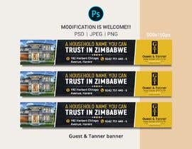 #57 for Guest & Tanner banner by naymulhasan670