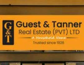 #68 for Guest & Tanner banner by kamrulhasan54com