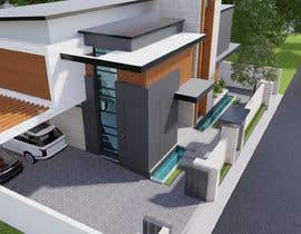 #86 for Need 3D exterior for my architectural drawings by faisolfuady