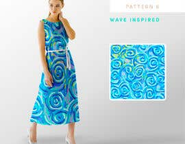 #38 untuk Design 3-5 tropically inspired patterns for our clothing and accessory line oleh sadbin505