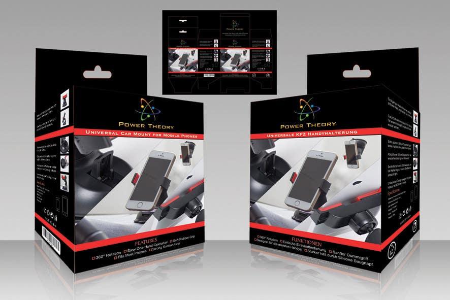 Inscrição nº                                         1                                      do Concurso para                                         Create Clean & Modern Package/Box Design