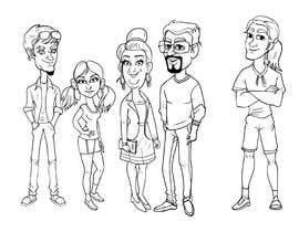 #25 untuk New Drawings oleh ramjeevacartoons