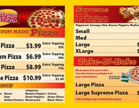 #15 cho Design an Advertisement for MENU for PIZZA bởi attiqe