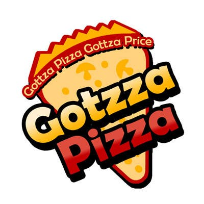 Konkurrenceindlæg #                                        7                                      for                                         Design a Logo for Gotzza Pizza - Modification
