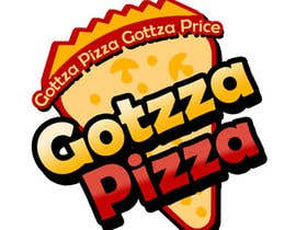 #7 untuk Design a Logo for Gotzza Pizza - Modification oleh andrijapajic