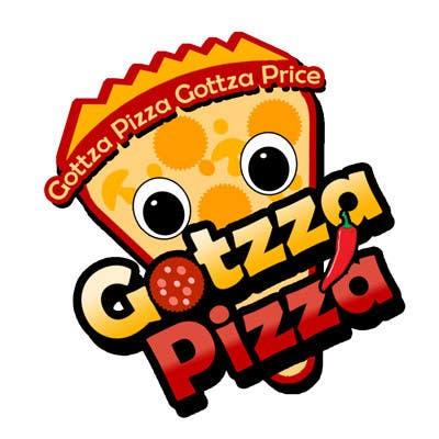 Konkurrenceindlæg #                                        15                                      for                                         Design a Logo for Gotzza Pizza - Modification