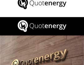#25 for Design a Logo for Quotenergy by adrian1990