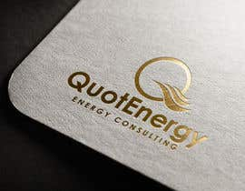 #161 for Design a Logo for Quotenergy af tolomeiucarles