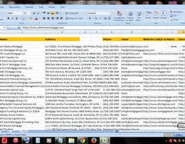 caretrades tarafından Fill in a Spreadsheet with Data creating a list of businesses için no 9