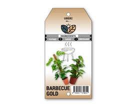 #35 untuk Plant Label oleh shakilbrand