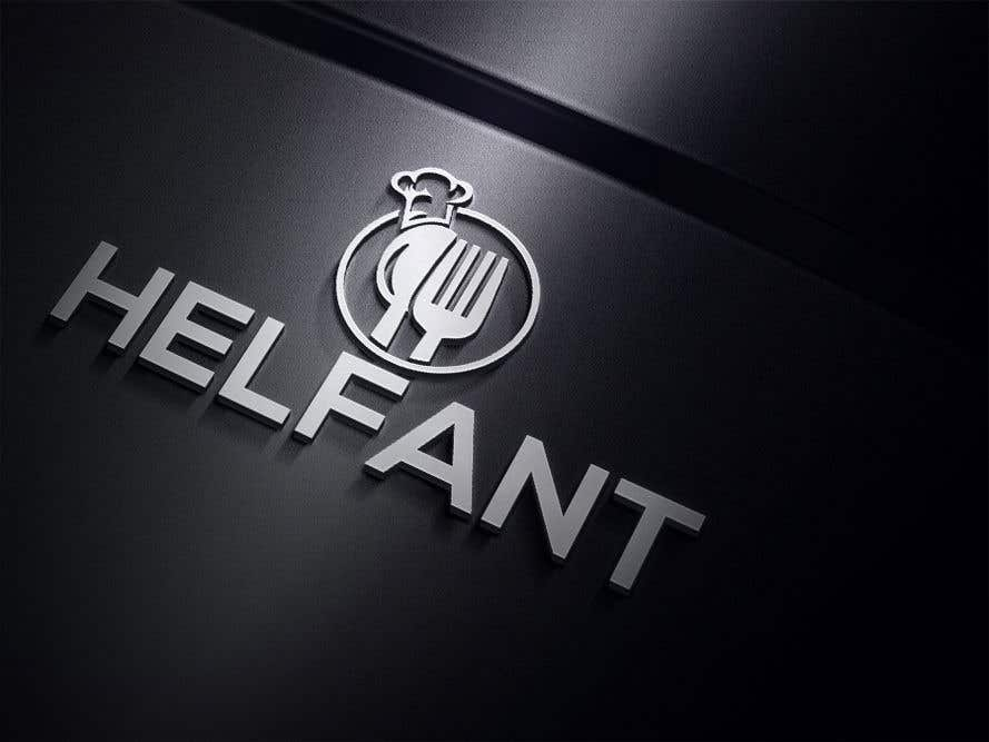 """Konkurrenceindlæg #                                        89                                      for                                         Design a logo for my restaurant """"Helfant"""". Which means Elephant and is a healthy Bowl restaurant."""