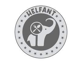 """#94 for Design a logo for my restaurant """"Helfant"""". Which means Elephant and is a healthy Bowl restaurant. af ArifHassan11"""