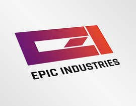 #82 para Design a Logo for Epic Industries por kamilasztobryn