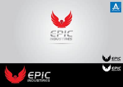 #68 for Design a Logo for Epic Industries af affineer
