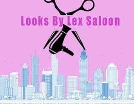 #2 untuk Looks By Lex Salon Studio oleh blackowlstudios