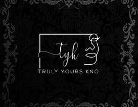 nº 99 pour TrulyYoursKNO logo creation par jewellarvez