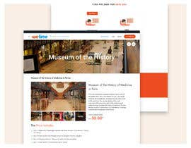 nº 9 pour Design a  sales page for   package for hotel, bar,restaurant par vaishnav0606