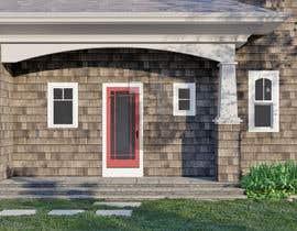 nº 34 pour Simple stone entrance design/sketch/model par studiolilo
