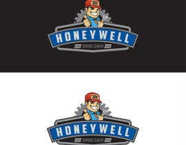 #50 para Design a Logo for Honeywell Service Center por Spookymonsta