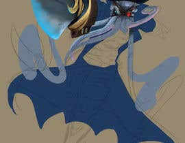 #33 para Villain Concept (Fantasy) Illithid Pirate por PabloTheRisso
