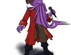#38 para Villain Concept (Fantasy) Illithid Pirate por TheRedFoxForU
