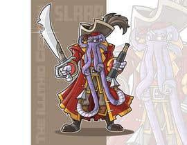 #34 para Villain Concept (Fantasy) Illithid Pirate por MyPrints