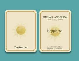 Nro 127 kilpailuun Design me a deck of Self-Care Cards - 06/05/2021 17:49 EDT käyttäjältä tomalmahmud888