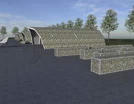 #24 для Deployable Container Hangar от rumendas