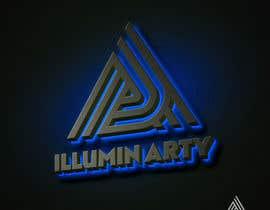 Nro 31 kilpailuun Create a logo for Illumin-Arty (illuminated art project) käyttäjältä MiliArtist
