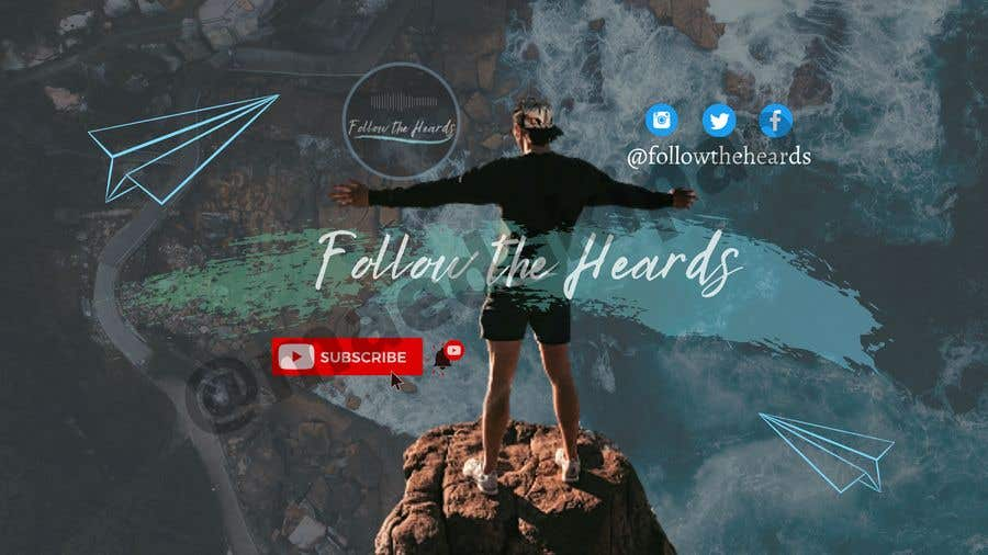 Contest Entry #                                        67                                      for                                         Logo and Youtube Channel Banner