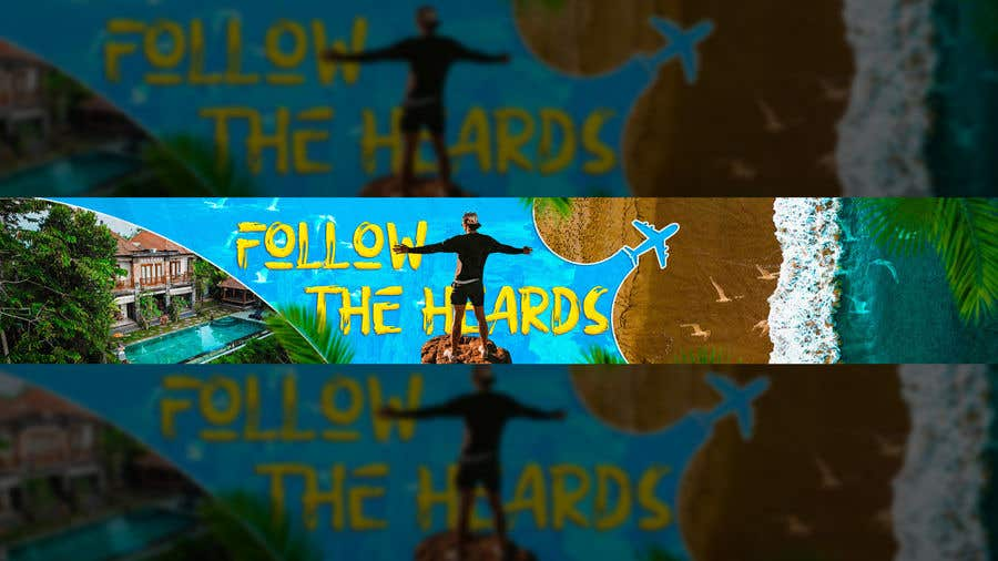 Contest Entry #                                        9                                      for                                         Logo and Youtube Channel Banner