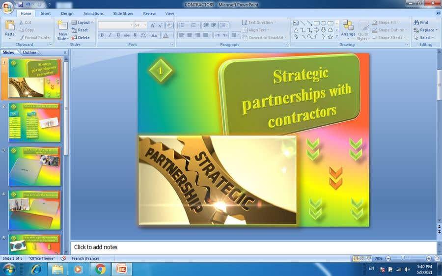 Bài tham dự cuộc thi #                                        24                                      cho                                         Power point presentation needed