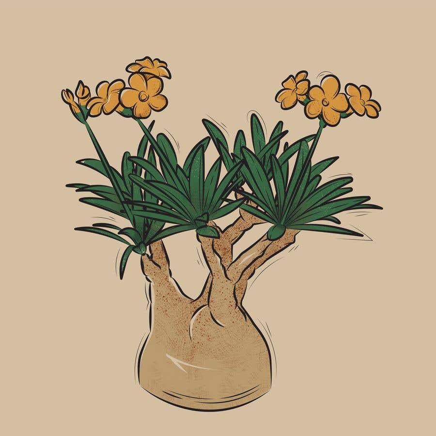 Конкурсная заявка №                                        15                                      для                                         Botanical illustration needed
