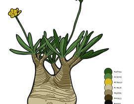 #105 для Botanical illustration needed от Azrincheadnan
