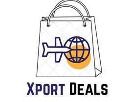 Nro 34 kilpailuun design a e-commerce logo for xportdeal (xportdeal.com) käyttäjältä Krish2O21