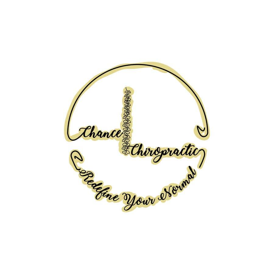 Penyertaan Peraduan #                                        63                                      untuk                                         Chiropractic office logo