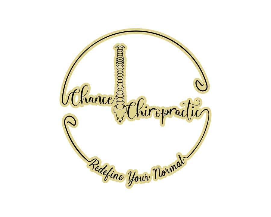 Penyertaan Peraduan #                                        65                                      untuk                                         Chiropractic office logo