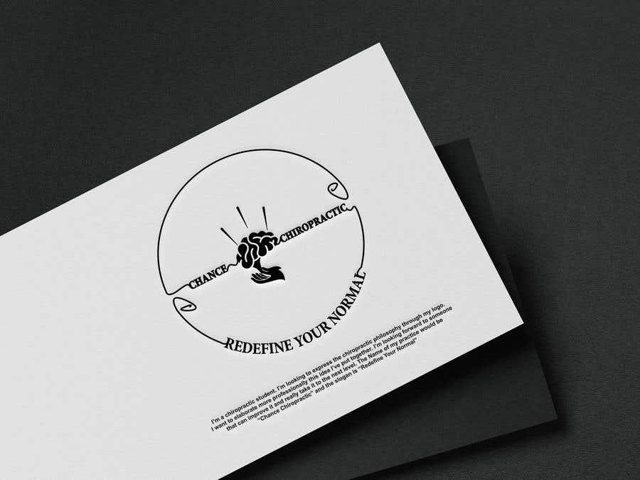 Penyertaan Peraduan #                                        48                                      untuk                                         Chiropractic office logo