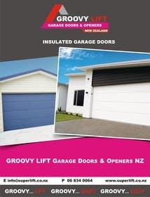 Nro 11 kilpailuun Design a Brochure for Garage Door Company. käyttäjältä msdvenkat