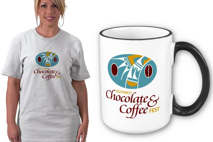 Contest Entry #209 for Logo Design for The Southwest Chocolate and Coffee Fest