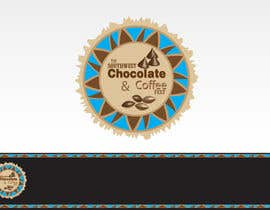 #109 cho Logo Design for The Southwest Chocolate and Coffee Fest bởi pupster321