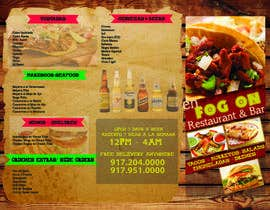 #1 for Menu design by deepakpirates