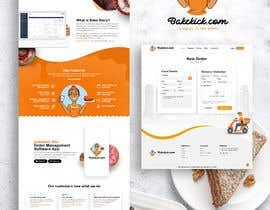 syrwebdevelopmen tarafından Create 4 UI screens for home bakers application için no 32