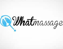 #24 for Design a Logo for whatmassage.co.uk by Dahlenborg