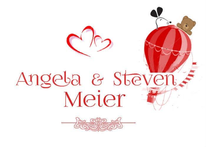 Konkurrenceindlæg #                                        8                                      for                                         Creative Wedding logo design