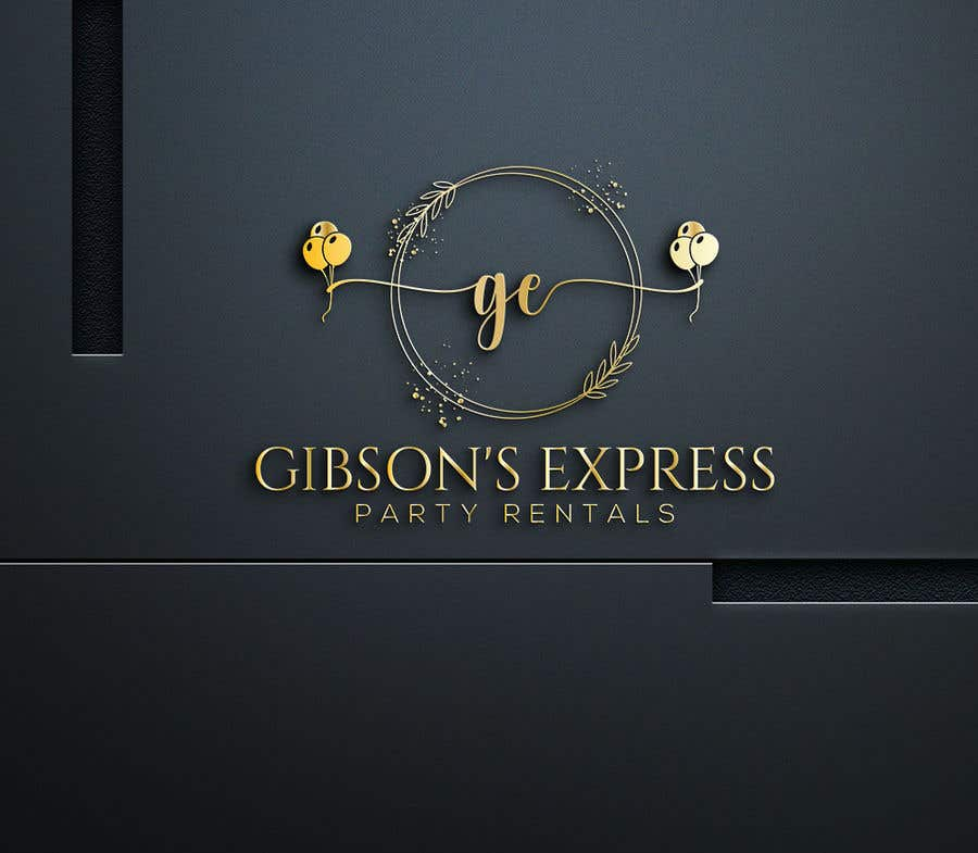 Kilpailutyö #                                        245                                      kilpailussa                                         Create a Logo for Party Rental Company