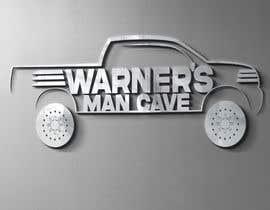 #53 untuk Man cave sign design oleh abbyaqubi