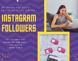 Nro 6 kilpailuun Create 22 Instagram Photos käyttäjältä riyaanfaisal3