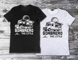 #149 para T-Shirt Design Little Sombero por Unique05