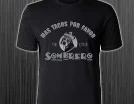 #181 para T-Shirt Design Little Sombero por azmiridesign